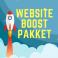 website boost pakket adsposure uitgelicht